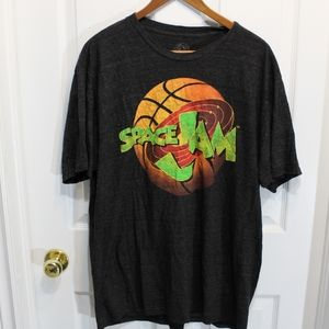 Space Jam T-shirt Size XL Pre-owned